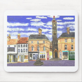 Louth Clock Tower Lincolnshire Mouse Pad
