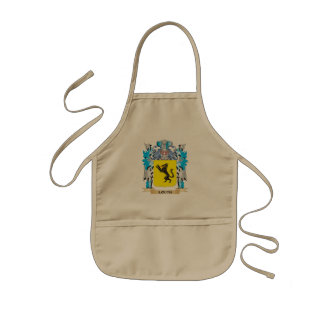 Louth Coat of Arms - Family Crest Apron