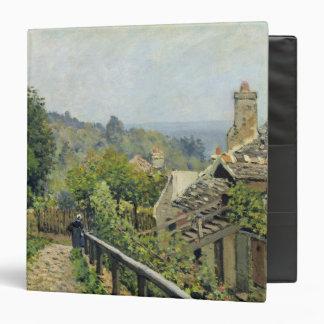 """Louveciennes o, las alturas en margoso, 1873 carpeta 1 1/2"""""""