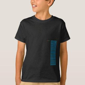 Louvered Side-Vent Robot Kids' T-Shirt