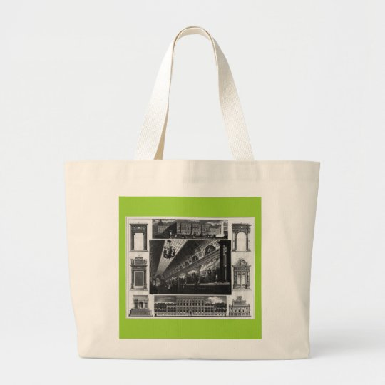 LOUVRE #2 LARGE TOTE BAG