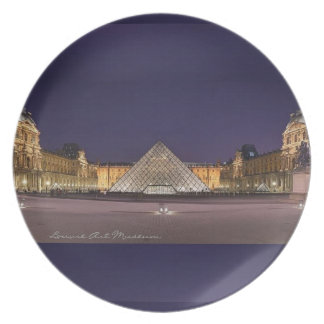 Louvre Art Museum, Plate Collectiom