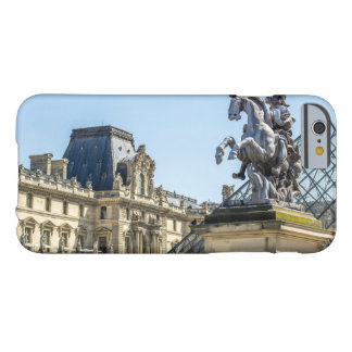 Louvre Horse Statue, Paris Travel Photograph Barely There iPhone 6 Case