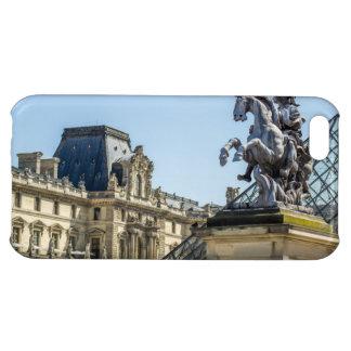 Louvre Horse Statue, Paris Travel Photograph iPhone 5C Cover