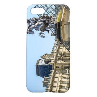 Louvre Horse Statue, Paris Travel Photograph iPhone 7 Case