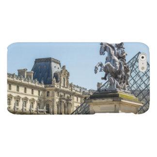 Louvre Horse Statue, Paris Travel Photograph Matte iPhone 6 Case