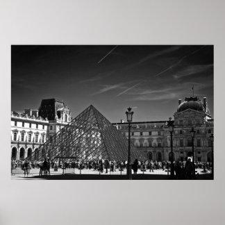 Louvre (i) póster