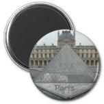 Louvre Imán Para Frigorifico