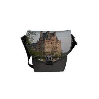 Louvre Museum Courier Bag