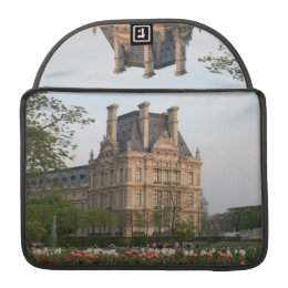 Louvre Museum Sleeve For MacBook Pro