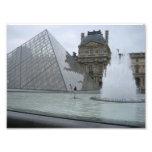 Louvre, París Fotografia