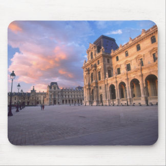Louvre, Paris, France Mouse Pad