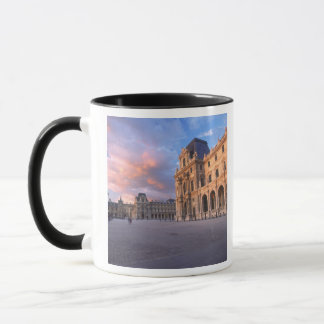 Louvre, Paris, France Mug