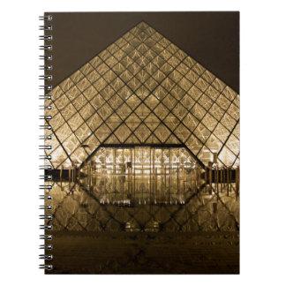 Louvre, Paris/France Notebook