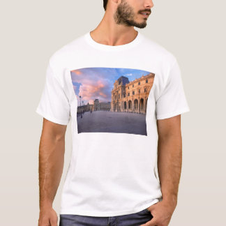 Louvre, Paris, France T-Shirt