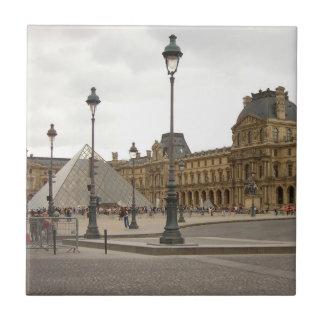Louvre. Paris, France Tile