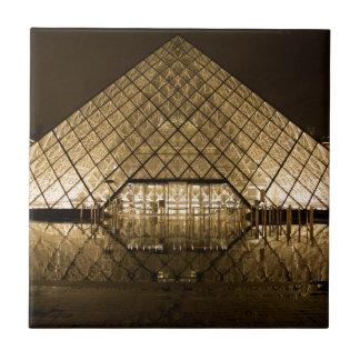 Louvre, Paris/France Tile