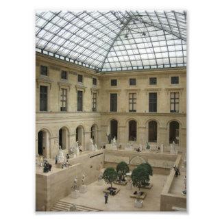 Louvre París Impresiones Fotográficas