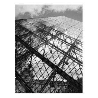 Louvre !! Postcard