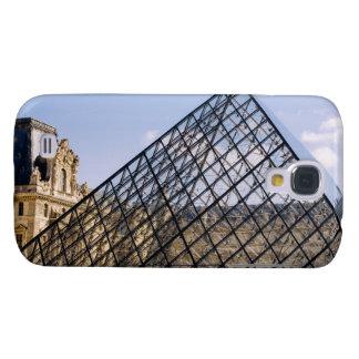 Louvre Pyramid Closeup, Paris Galaxy S4 Case