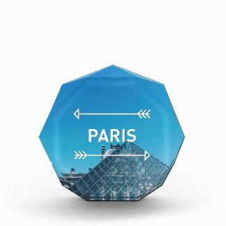 Louvre Pyramid Paris Award