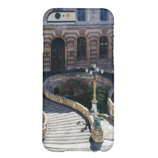 Louvre Staircase, Parisian Archtiecture Photograph Barely There iPhone 6 Case
