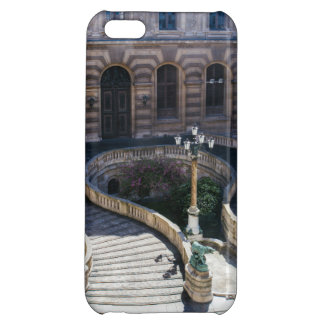 Louvre Staircase, Parisian Archtiecture Photograph iPhone 5C Case