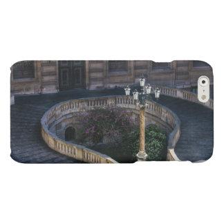 Louvre Staircase, Parisian Archtiecture Photograph Matte iPhone 6 Case
