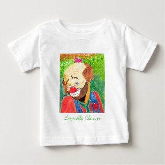 Lovable Clown Child's Shirt