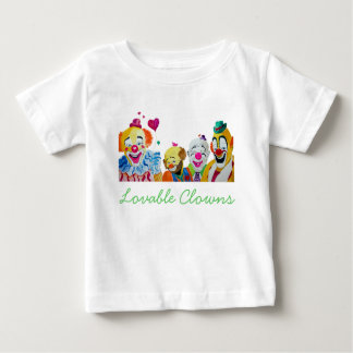 Lovable Clowns Child's Shirt