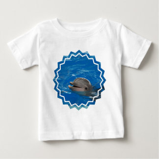 Lovable Dolphin Baby T-Shirt
