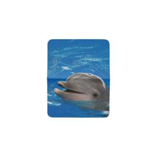 Lovable Dolphin Business Card Holder