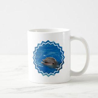 Lovable Dolphin Coffee Mug