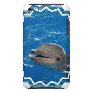 Lovable Dolphin iPod Case-Mate Cases