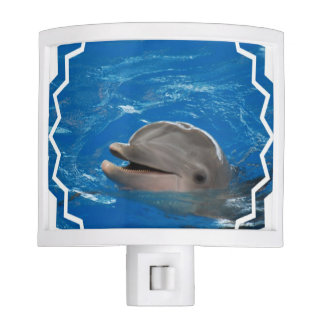 Lovable Dolphin Night Light