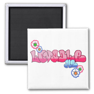Lovable Me Fridge Magnet