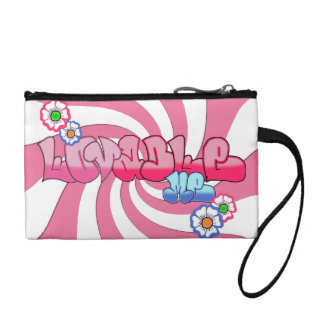 Lovable Me Key Coin Clutch