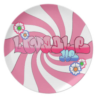 Lovable Me Plate