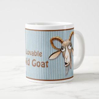 Lovable Old Goat - Customize Jumbo Mug