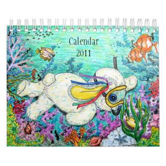 Lovable Pookie Calendar