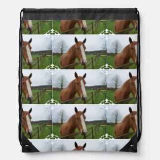 Lovable Quarter Horse Backpacks