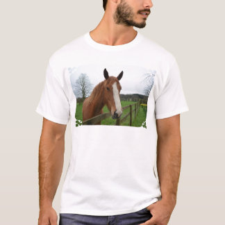 Lovable Quarter Horse T-Shirt