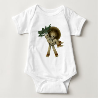 Lovable Vegetables - Carry me home Baby Bodysuit
