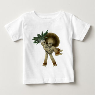 Lovable Vegetables - Carry me home Baby T-Shirt