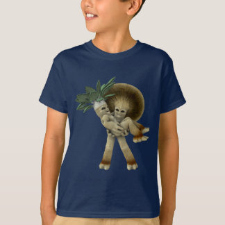 Lovable Vegetables - Carry me home T-Shirt