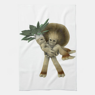Lovable Vegetables - Carry me home Towel