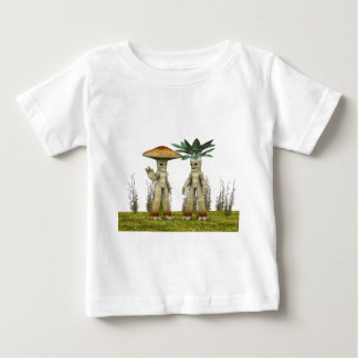 Lovable Vegetables - Waving Baby T-Shirt