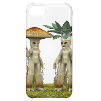 Lovable Vegetables - Waving iPhone 5C Cover