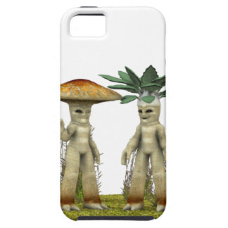 Lovable Vegetables - Waving iPhone SE/5/5s Case