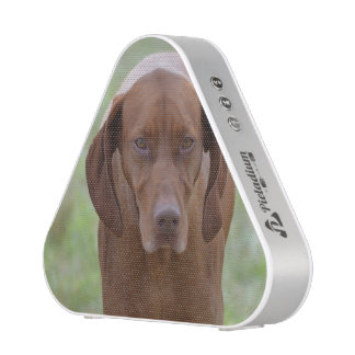 Lovable Vizsla Bluetooth Speaker